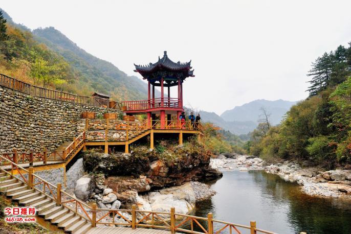 秦岭小九寨·太白县黄柏塬风景区二日游