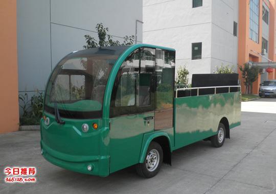 河南工厂1吨搬运电动货车 平板货运专用车