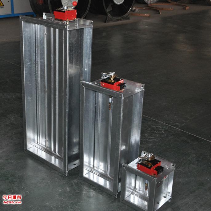 厂家直销不锈钢排烟防火阀 风量调节阀 防火阀