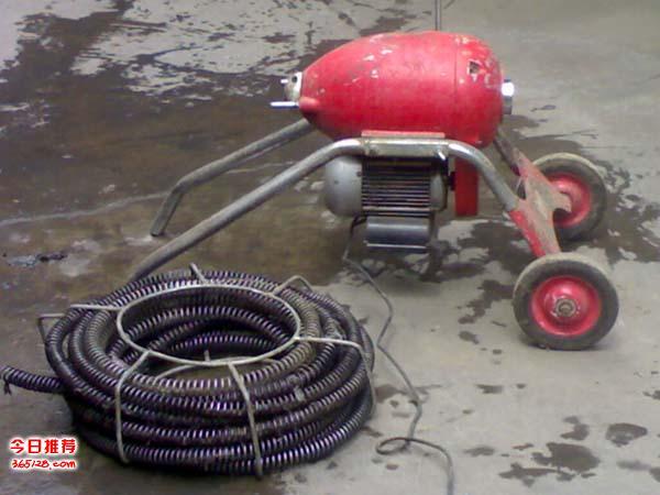 杭州管道疏通疏通厕所、厨房下水道