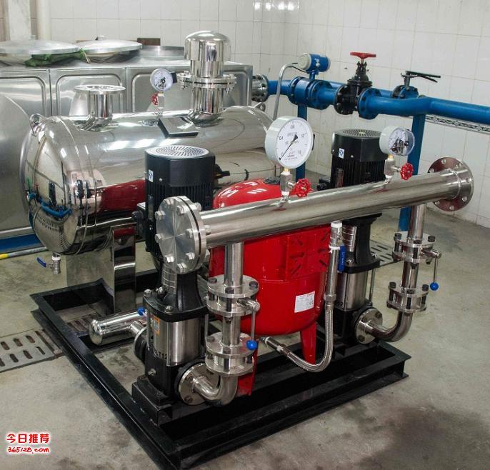 加壓二次供水恒壓智能變頻供水系統|洲躍