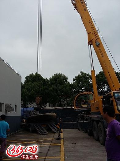 提供大型精密仪器吊装,重型机械设备吊装,工厂搬迁,搬厂搬运,机器图片
