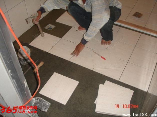 专业瓦片屋顶、天井、外墙、漏水维修,卫生间改造
