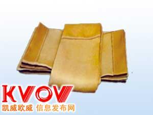 耐高溫針刺氈布袋價格  除塵器防塵濾袋布袋批發