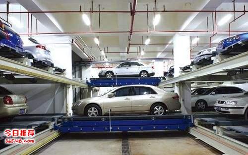 平面移动立体停车场