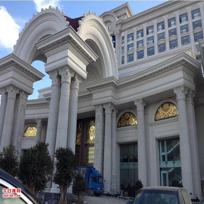 欧式建筑装饰构件,装饰柱,柱子