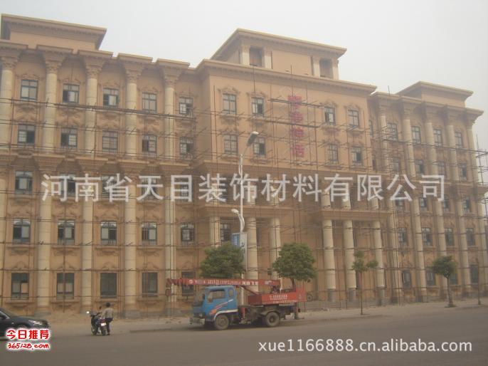 tianmuzhuangshi 供求信息  别墅外墙罗马柱,楼房建造外墙罗马柱,门面
