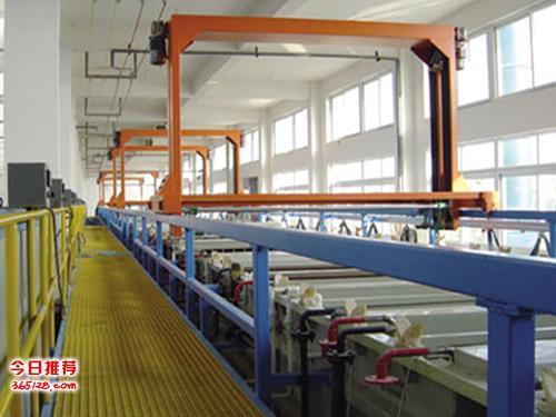 河源市专业回收龙门电镀生产线,爬坡线,手动挂镀线回收询价