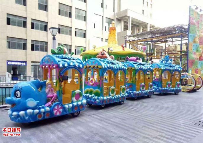 郑州金公主游乐设备厂儿童游乐设施轨道火车生产厂家