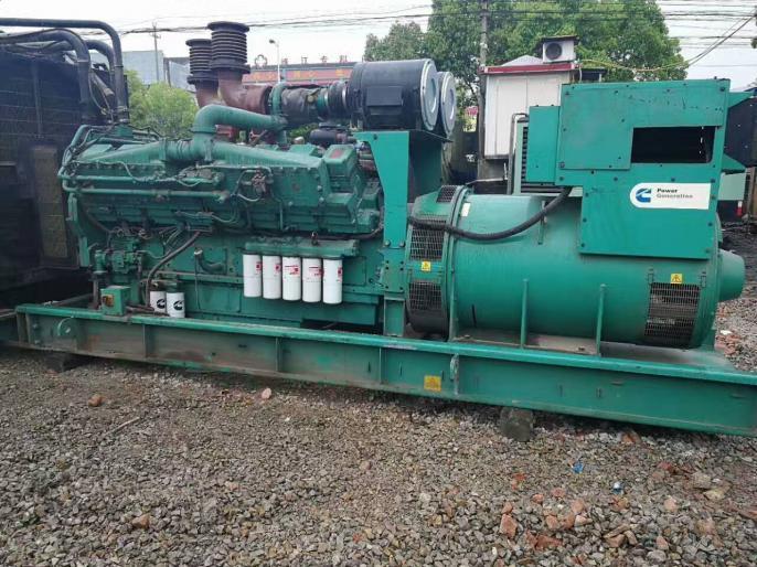 上海柴油发电机组回收浦东发电机回收公司