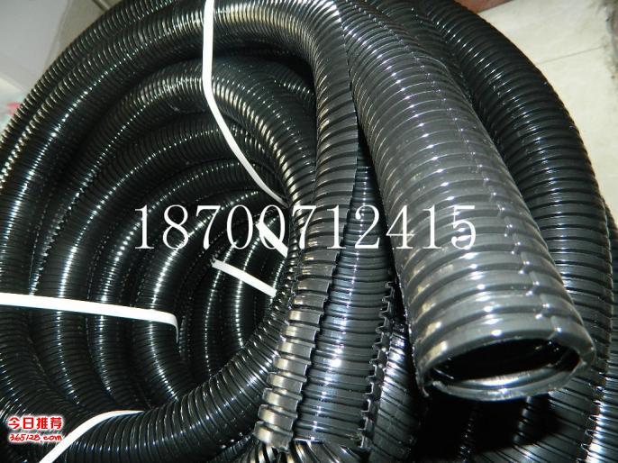 福莱通电气配线保护用塑料波纹管供应 上海剖开型尼龙软管厂家