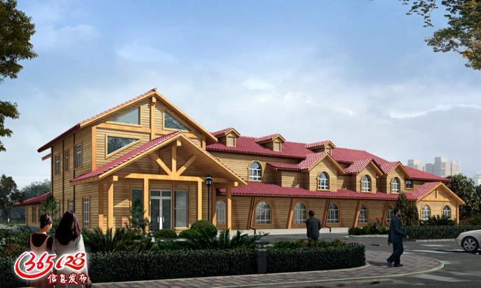 河北木屋建造公司