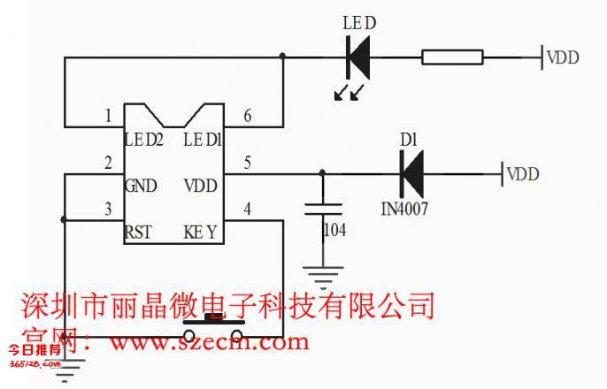 概述: 4BBE 20分钟定时灯串IC芯片 1、4BBE灯串定时IC芯片输入电压DC 6V,2个2032纽扣电池串联。芯片工作电压2.2-5.5V,注意降压。 2、4BBE灯串定时IC芯片上电不工作,负载输出推一路