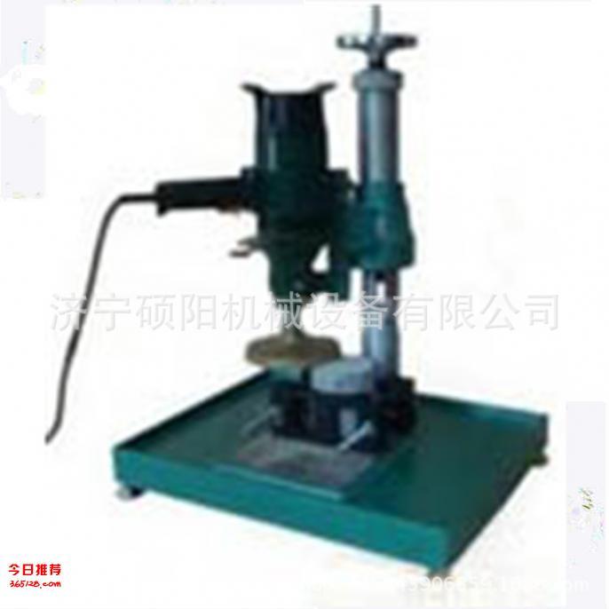 生產廠家HMP-150A型混凝土芯樣磨平機 砼樣磨平機