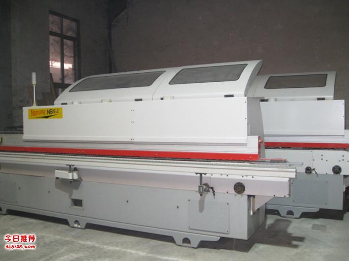 二手板式家具厂木工机械生产设备