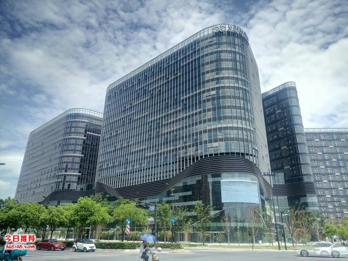 杭州新天地中心办公房出租,与星级酒店及商场做邻居
