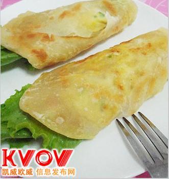 锦州鸡蛋灌饼加盟,鸡蛋灌饼怎么做?鸡蛋灌饼配方