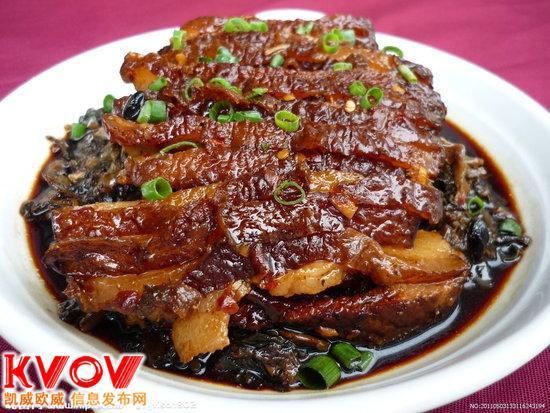 葫芦岛市梅菜扣肉学习,梅菜扣肉技术培训,正宗梅菜扣肉做法