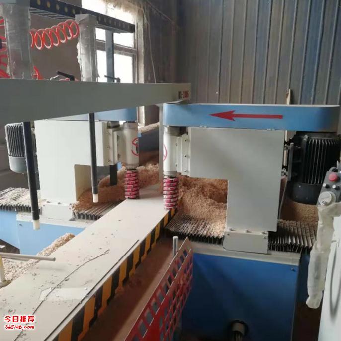 木工數控雙面銑,數控雙邊銑,木工銑床,自動仿形銑床