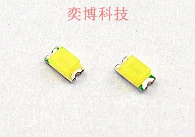 厂家直销LED0603白光贴片