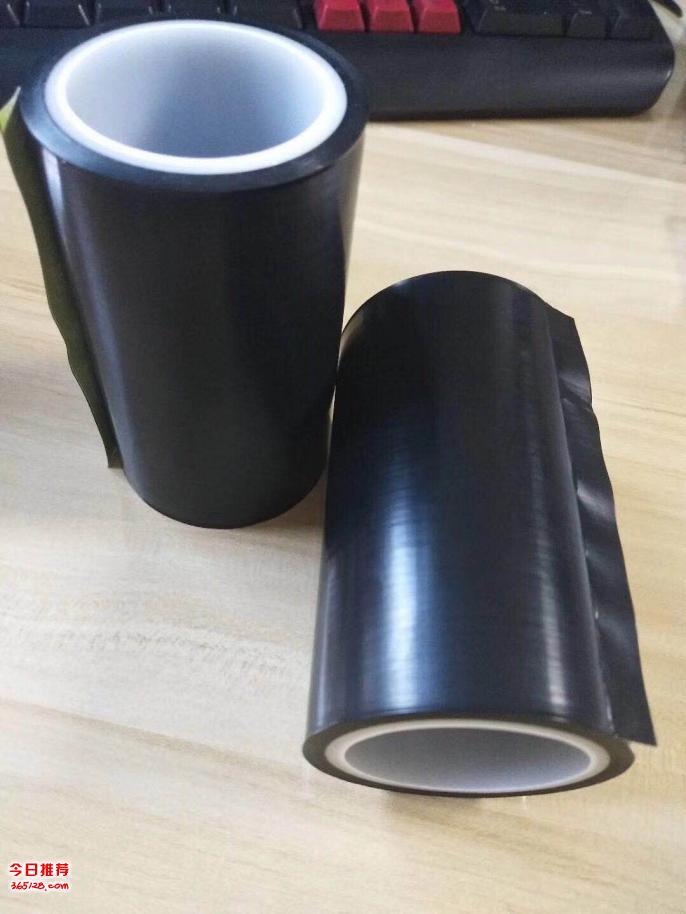 厂家直销耐高温耐酸碱脱模用特氟龙薄膜胶带
