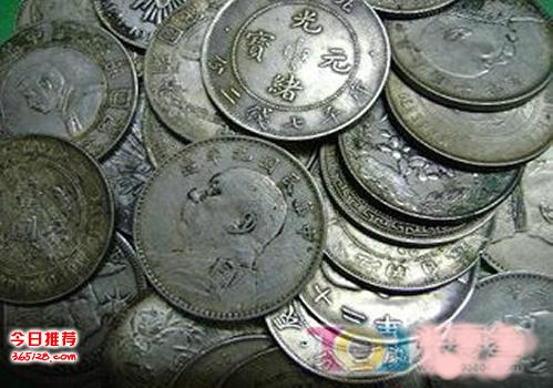 上海老银元回收 上海各种老纪念币回收 老钱币收购
