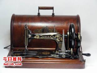 回收缝纫机 上海老式缝纫机回收 杭州无锡南京苏州民国缝纫机