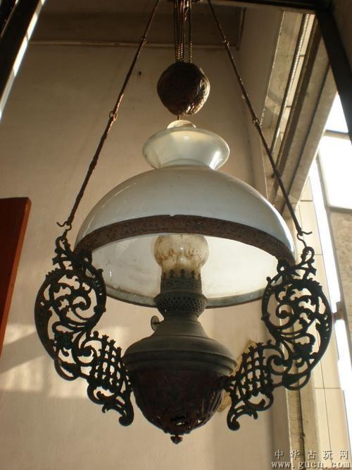 回收老式台灯 上海 苏州民国老台灯吊灯挂壁灯回收