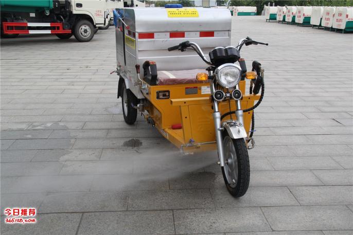 产品名称: SCHB-2000A-FMF多功能电动扫路机 扫地车