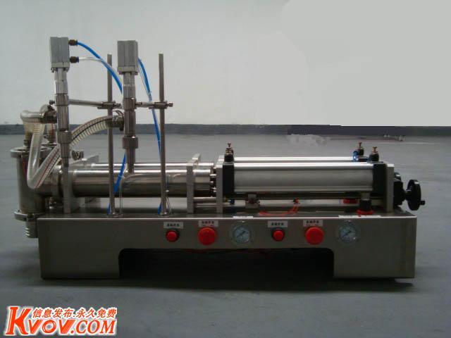 供應多功能洗發水灌裝機