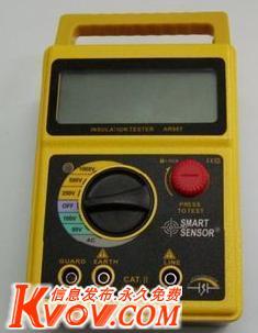 AR907数字式绝缘测试器