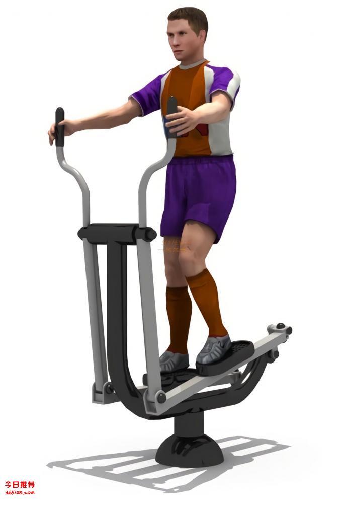 小區路徑戶外健身器材