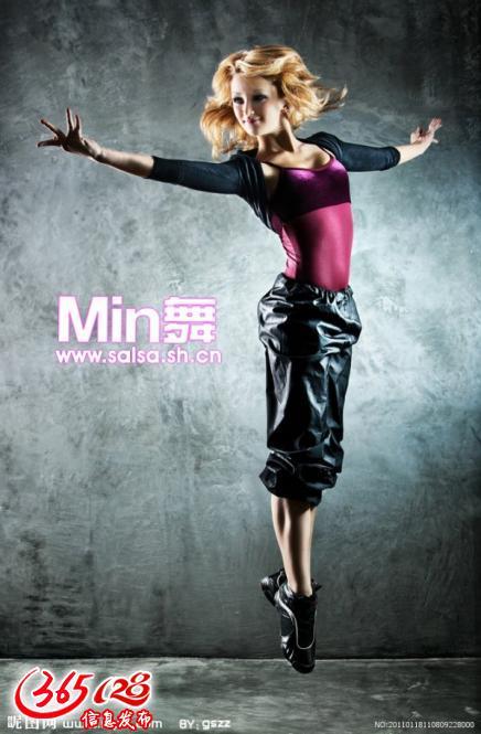 Min舞上海静安现代舞课程培训班
