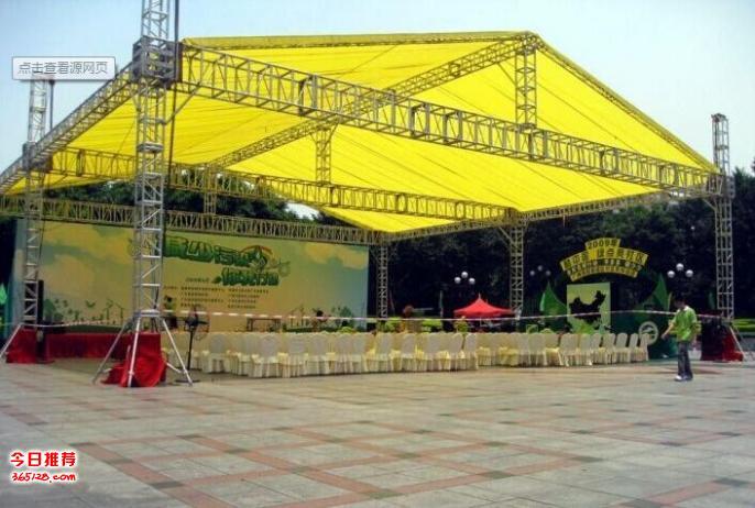 杭州舞台灯光音响设备租赁