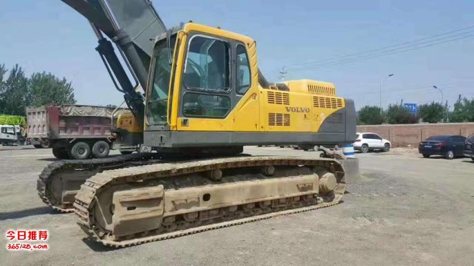 沃尔沃460-95万2011年挖掘机出售,个人土方车,没打过锤,质