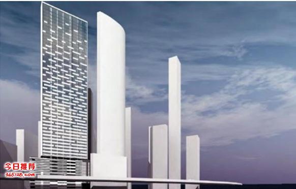 墨尔本市中心酒店公寓开发项目