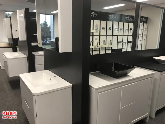 墨尔本东南区物业+批发生意出售(高档厨房和浴室产品)