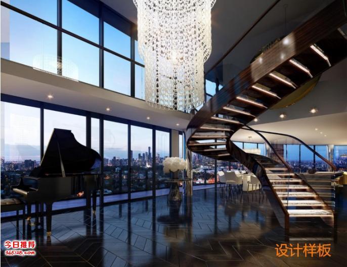 墨尔本顶层公寓出售
