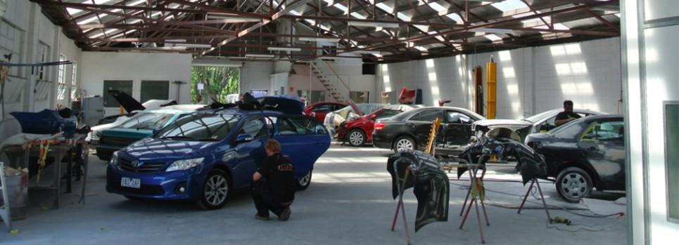 墨尔本车辆处理服务中心生意出售