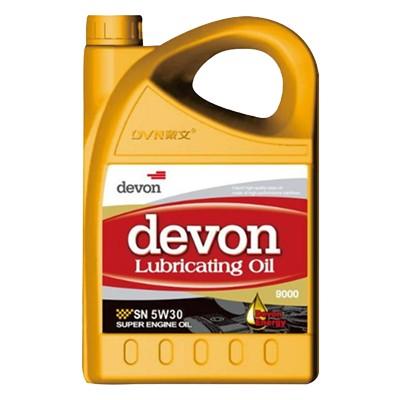戴文(devon)汽车润滑油全合成机油合成机油 SN9000 5W-30