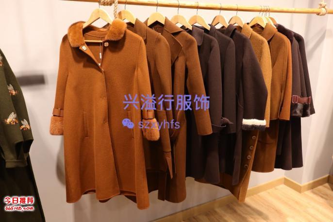 業內爆款羊絨雙面呢大衣,品牌庫存女裝,另有凱倫詩莫名一三國際