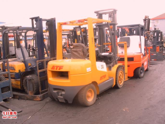 八成新杭州电动燃料叉车,2吨2.5吨3吨二手叉车