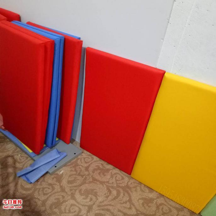 生產定制各種幼兒園墻裙軟包兒童樂園防撞墻軟包兒童醫院軟包