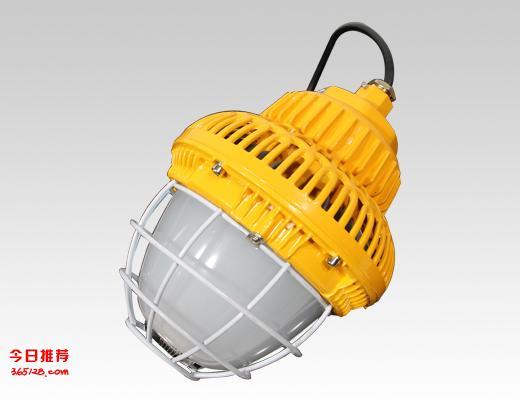 厂家直供重庆LED防爆灯泛光灯OHBF圆形吊装壁式加油站电厂100