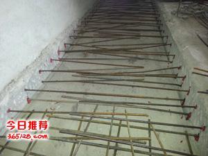 广州番禺梁柱植筋加固工程