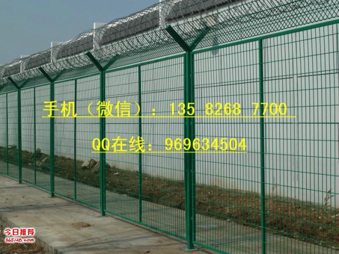 防生锈监狱防护栅栏、监狱钢网墙,品质保障