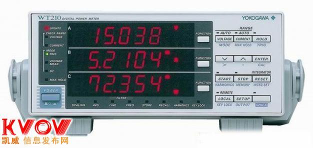 收购WT210、WT210收购WT230数字功率表