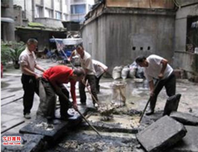 天津开发区专业下水道疏通 清理化粪池