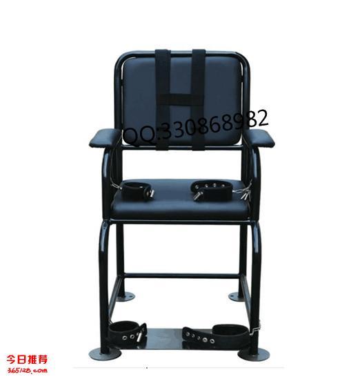 醒酒椅约束椅不锈钢审讯椅
