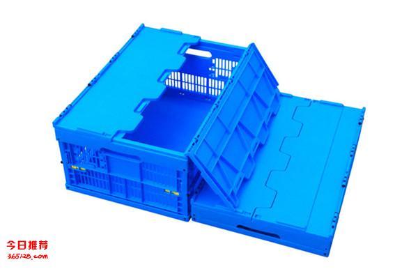 钧宏塑业|可折叠周转箱|常州折叠筐